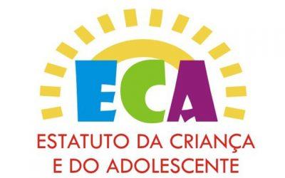 ECA – Estatuto da Criança e do Adolescente – Lei 8069 de 13 de Julho de 1990